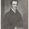 Rev'd Samuel Cornish, pastor the the first African Presbyterian Church in the city of New York
