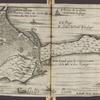 Carte du cap & du port de Cette