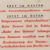 Erst im Westen: Rundstedts Verzweiflungsoffensive zerschlagen! ...