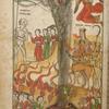 Old believers manuscript