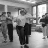 Bob Fosse and Gwen Verdon in rehearsal for New Girl in Town