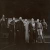Roger De Koven, Boris Karloff, Michael Higgins, Christopher Plummer and Paul Roebling in The Lark.