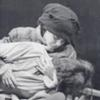 Scene from the stage production Mother Courage.