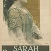 Sarah Bernhardt in Vaudeville