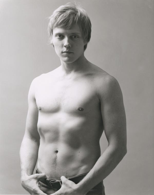 This is What Kenn Duncan and Christopher Walken Looked Like  in 1968