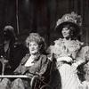 Hermione Gingold and Glynis Johns in the stage production A Little Night Music