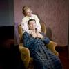 Mary Martin and Robert Preston in the stage production I Do, I Do