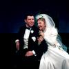Robert Preston and Mary Martin in the stage production I Do, I Do
