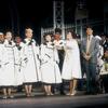 Susan Watson, Dick Gautier, Dick Van Dyke, and company in Bye Bye Birdie