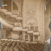 Partial view of interior of the new Palace Theatre.