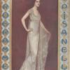 "Mme. Ida Rubinstein, crèatrice de ""La Pisanelle,"" habillée par Worth"