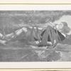 "Mme. Ida Rubinstein dans ""Saint-Sebastien"" Design original de M. Léon Bakst"