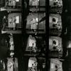 Contact sheet with behind-the-scenes photos of Henry Koster directing Dana Wynter and Robert Taylor in the motion picture D-Day the Sixth of June