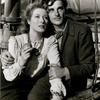 Greer Garson and Richard Hart in th emotion picture Desire Me