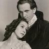 Arlene Francis and Martin Gabel in Danton's Death.