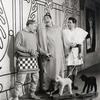 Ernest Truex, Ralph Dumke and William Horne in Helen Goes To Troy.