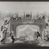 Scene from E. H. Sothern's stage production Hamlet