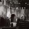 Scene from the television production Richard II