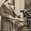 Diantha Pattison and Mary Shaw in the stage production Mrs. Warren's Profession