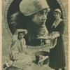 """Ruth Chatterton in Come Out of the Kitchen printed in """"A Belle in the Kitchen"""" article from Cosmopolitan."""