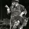 Zero Mostel in Fiddler on the Roof.