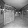 Henry Miller's Theatre. Hallway.