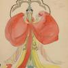 Costume design for Manchu Marchioness from The Greenwich Village Follies
