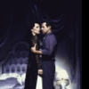 """Actors Dee Hoty and James Naughton in a scene from the Broadway musical """"City of Angels"""" (New York)"""