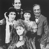 "(L-R) Actors Chip Zien, Robert Westenberg, Bernadette Peters, Joanna Gleason and Tom Aldredge in a scene from the ""American Playhouse"" TV production of the Broadway musical ""Into The Woods.""."