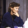 """Actors Christine Lahti and Hal Holbrook in a rehearsal shot from the Off-Broadway revival of the play """"The Country Girl."""" (New York)"""