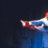 "Actor Eugene Fleming in a scene from the National tour of the Broadway musical ""Song and Dance."" (Fort Worth)"