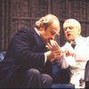 "Actors (L-R) Jerome Dempsey & Dillon Evans in a scene fr. the Broadway revival of the play ""Dracula."" (New York)"