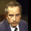 """Actor Richard Dreyfuss in a scene from the Broadway play """"Total Abandon."""" (New York)"""