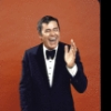 """Actor Jerry Lewis in a publicity shot fr. the Pre-Broadway tryout of the musical """"Hellzapoppin"""" (which closed prior to opening in New York). (New York)"""