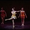 """New York City Ballet production of """"Saltarelli"""" with Merrill Ashley, choreography by Jacques d'Amboise (New York)"""