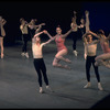 "New York City Ballet production of ""Symphony in Three Movements"" with Colleen Neary and Bart Cook, Wilhelmina Frankfurt and Victor Castelli, choreography by George Balanchine (New York)"