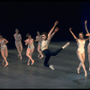 "New York City Ballet production of ""Symphony in Three Movements"" with Victor Castelli, choreography by George Balanchine (New York)"