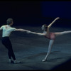 """New York City Ballet production of """"Symphony in Three Movements"""" with Sara Leland and Bart Cook, choreography by George Balanchine (New York)"""