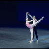 """New York City Ballet production of """"Symphony in Three Movements"""" with Colleen Neary and Robert Weiss, choreography by George Balanchine (New York)"""
