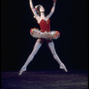 "New York City Ballet production of ""Tarantella"" with Gelsey Kirkland, choreography by George Balanchine (New York)"