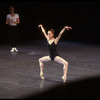 "New York City Ballet production of ""Agon"" with Maria Calegari, choreography by George Balanchine (New York)"
