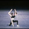 "New York City Ballet production of ""Agon"" with Heather Watts and Mel Tomlinson, choreography by George Balanchine (New York)"