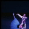 """New York City Ballet production of """"Le Baiser de la Fee"""" with Patricia McBride and Helgi Tomasson (his last performance with NYCB), choreography by George Balanchine (New York)"""