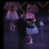 """New York City Ballet production of """"Le Baiser de la Fee"""" with Helgi Tomasson (his last performance with NYCB) and Jerome Robbins, Patricia McBride and Peter Martins, choreography by George Balanchine (New York)"""