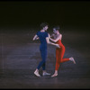 """New York City Ballet production of """"Calcium Light Night"""" with Heather Watts and Ib Andersen, choreography by Peter Martins (New York)"""