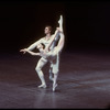 "New York City Ballet production of ""Chaconne"" with Suzanne Farrell and Adam Luders, choreography by George Balanchine (New York)"