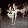 """New York City Ballet production of """"Chaconne"""" with Suzanne Farrell and Adam Luders, choreography by George Balanchine (New York)"""
