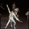"""New York City Ballet production of """"Chaconne"""" with Suzanne Farrell and Peter Martins, choreography by George Balanchine (New York)"""