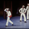 """New York City Ballet production of """"Fancy Free"""" with Joseph Duell, choreography by Jerome Robbins (New York)"""