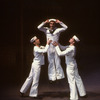 """New York City Ballet production of """"Fancy Free"""" with Jean-Pierre Frohlich, Kipling Houston and Joseph Duell, choreography by Jerome Robbins (New York)"""